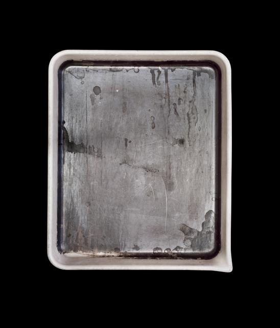 , 'Jim Megargee's Developer Tray,' 2010, Elizabeth Houston Gallery