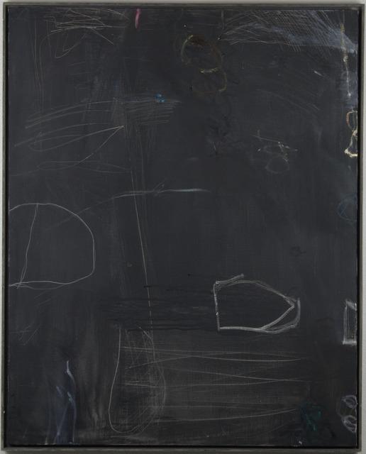 , 'Black Space Composition,' 1993, Kamakura