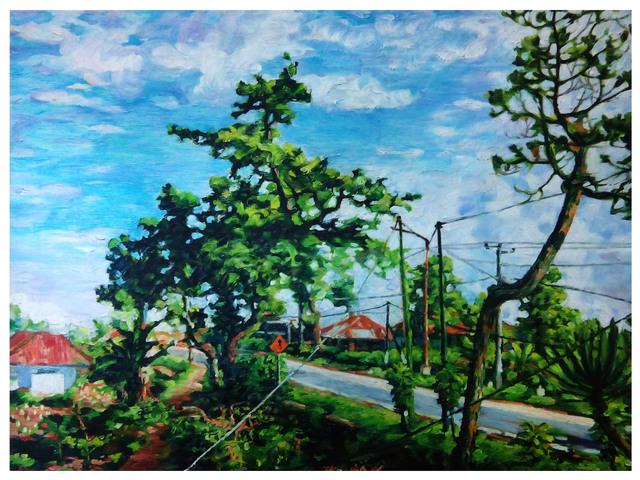 , 'Landscape,' 2010, Galerie Michael Janssen