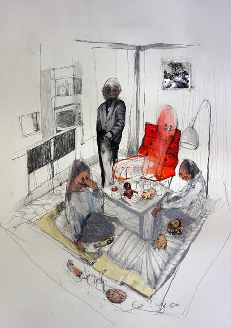"Juliane Hundertmark, '""Room"" ', 2019, James Wright Gallery"