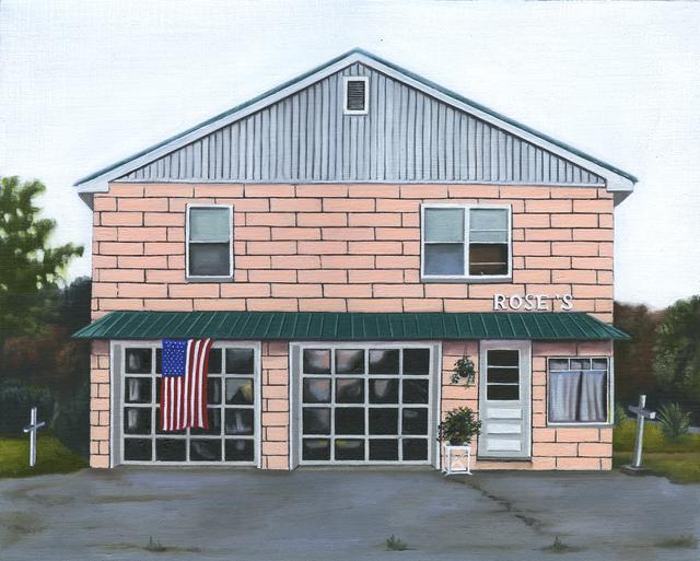 , 'Paper Town 26/40,' 2018, Fridman Gallery