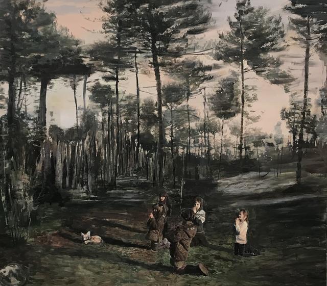 , 'Oraciones escuchadas,' 2018, Galeria Contrast