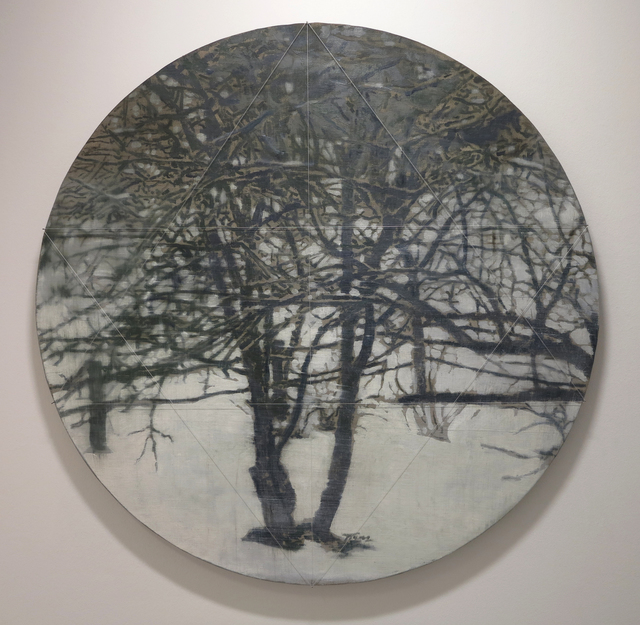 ", 'From series ""Points of view"". Winter,' 2012, Marina Gisich Gallery"