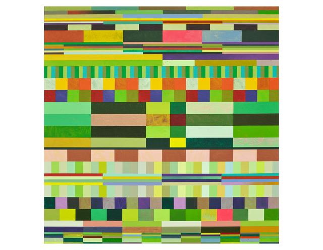 , 'Green, Green, Green,' 2013, JAYJAY