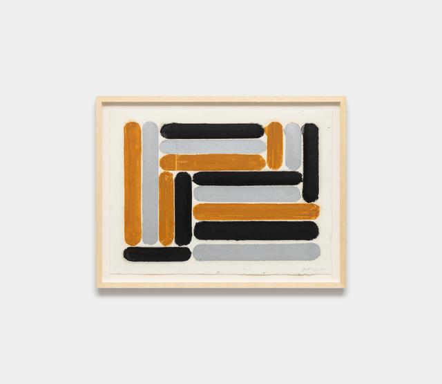 , 'desenho #005,' 2017, Galeria Raquel Arnaud