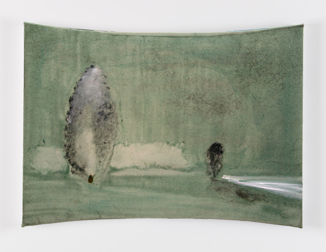 , 'Two Trees and Water,' 2012-2013, Kerlin Gallery
