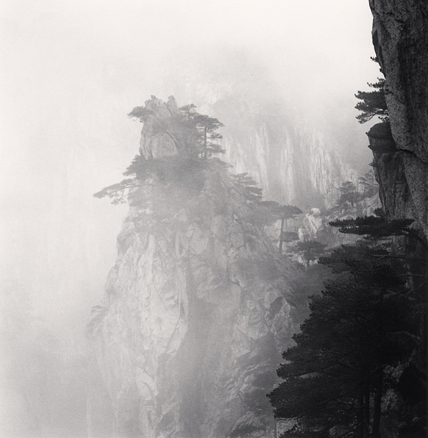 , 'Huangshan Mountains, Study 56, Anhui, China,' 2017, A Gallery for Fine Photography