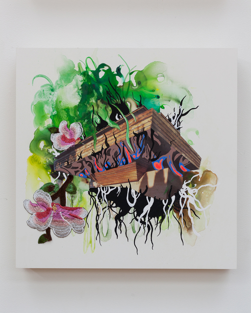 , 'Intrepid Garden,' 2018, k contemporary