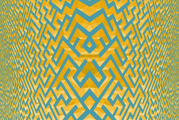 , 'Maze,' 2015, Antenna Space