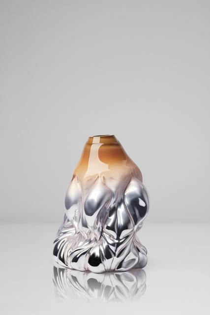 , 'Goldfish Print, apricot metallic ,' 2018, CFHILL