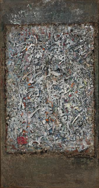 , 'The Soughing of Wild Cursive,' 1950, Tina Keng Gallery