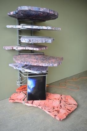 , '12°32'19.7''N 70°3'47.5,' 2016, Galerie Bart