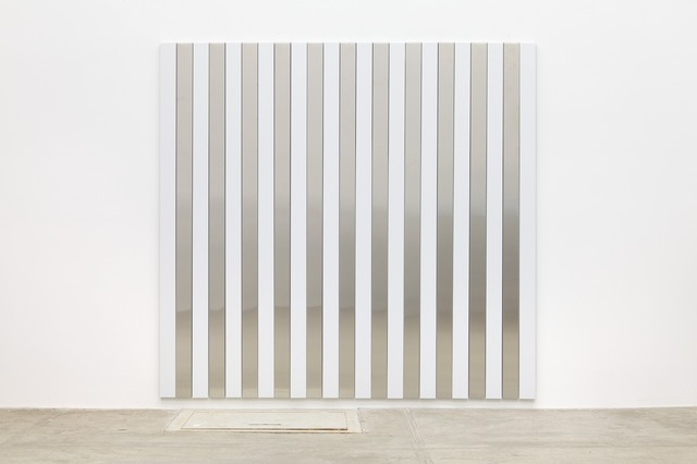 Daniel Buren, 'Made in USA - Nickel,' 2013, TWO x TWO