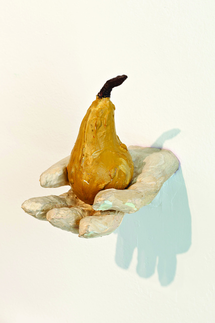 , 'Hand with pear,' 1994-1996, Cosmocosa