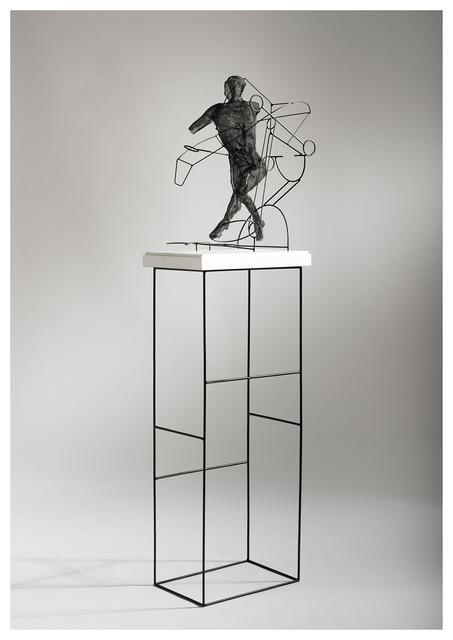 , 'Figure & Apparatus,' 1987, Contini Art UK