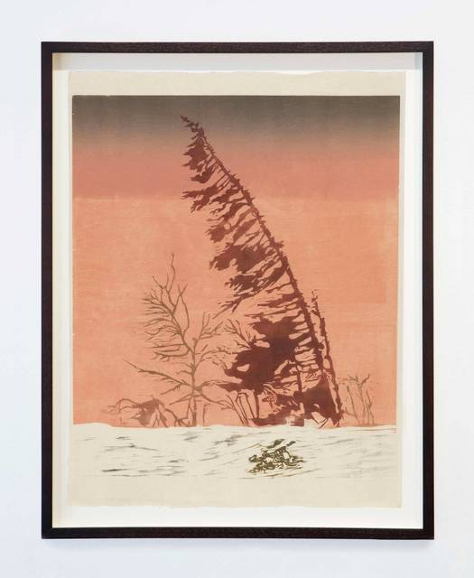 , 'Fir,' 2016, Stephen Friedman Gallery