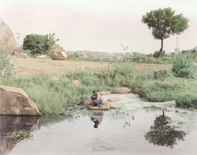 Vasantha Yogananthan, 'Rama and Water Lily', 2016, The Photographers' Gallery   Print Sales