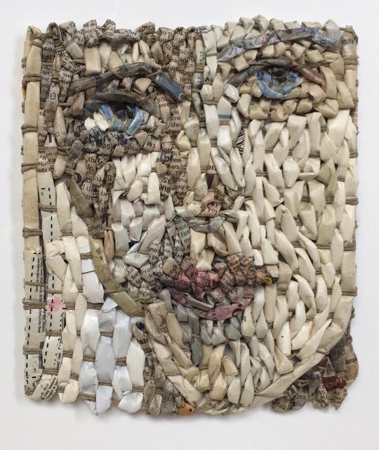 Gugger Petter, 'Female Head/Ritratto #10', 2018, Andrea Schwartz Gallery