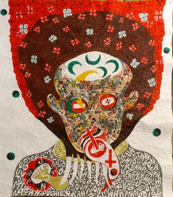 , 'Ô Bee 5 Afrodisiaque @ code M Thôt est relatif,' 2014, (S)ITOR