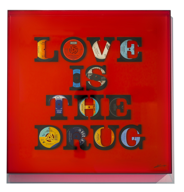 , 'Love is the Drug,' , Gallery Different