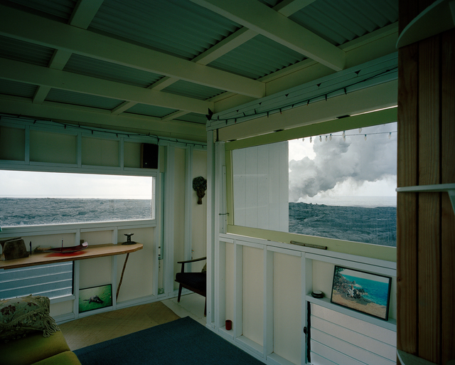 , 'Paddy's Shack, Kalapana,' 2009, Circuit Gallery
