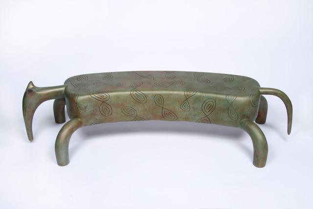 , 'Anteater Bench,' 2012, Gallery NAGA