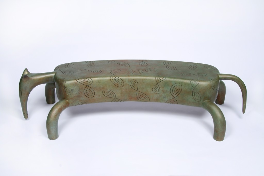 Judy Kensley Mckie Anteater Bench 2012 Available For Sale Artsy