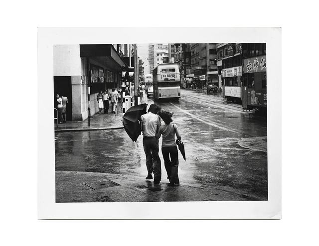 , 'Couple with Umbrella,' 1960s-1970s, Blindspot Gallery