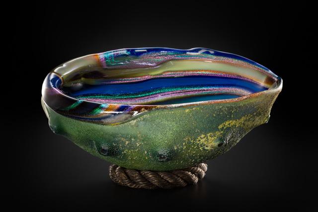 , 'Treasure (Abalone Shell),' 2017, Stonington Gallery