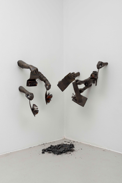 Hank Willis Thomas, 'Die Dompas Moet Brand! (The Passbook Must Burn!)', 2014, Goodman Gallery