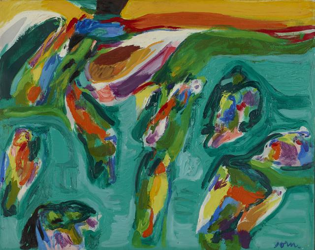 , 'Sommerens Bal,' 1969, DIE GALERIE