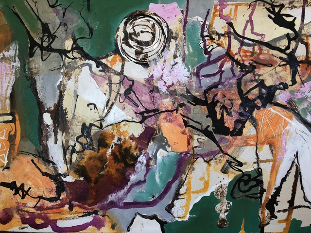 , 'Desert Fairway,' 2015, Asher Grey Gallery
