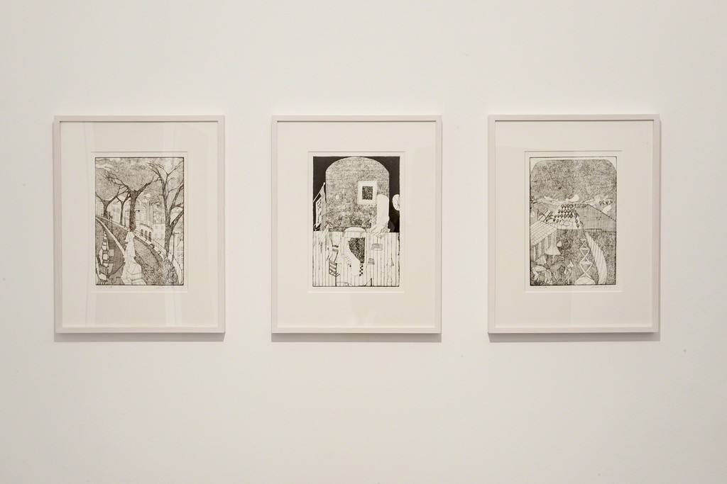 'Partners' by Robert Fry | Exhibition View at Galerie Kornfeld