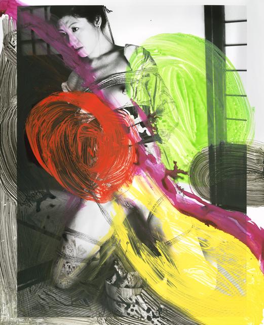 Nobuyoshi Araki, 'From the series 'Alluring Hell' ', ca. 2008, Alex Daniels - Reflex Amsterdam