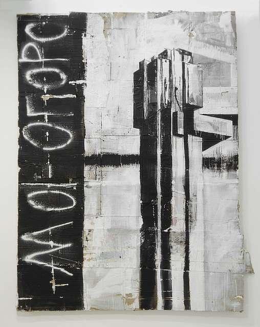 , 'Monogorod I,' 2016, Galerie Ron Mandos