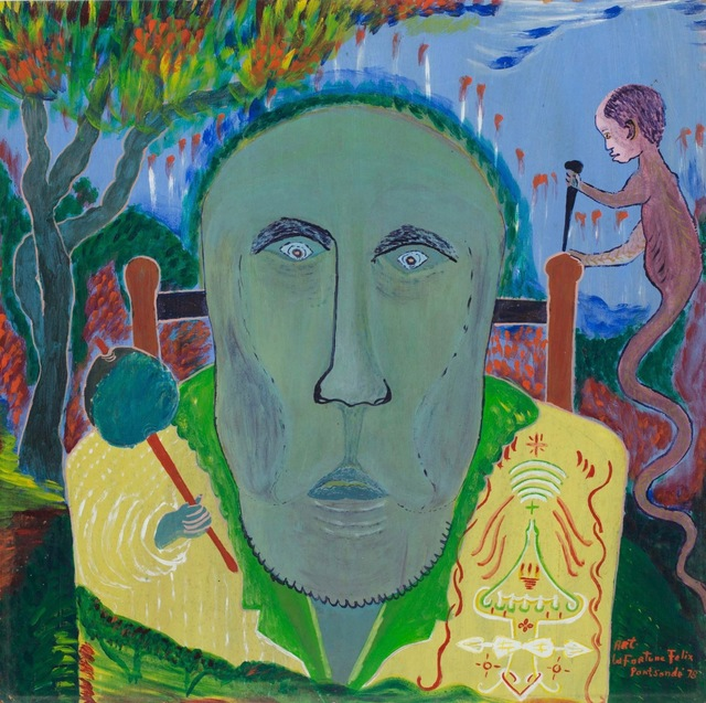 Felix Lafortune, 'Unitled (Legba) ', 1978, ZQ Art Gallery