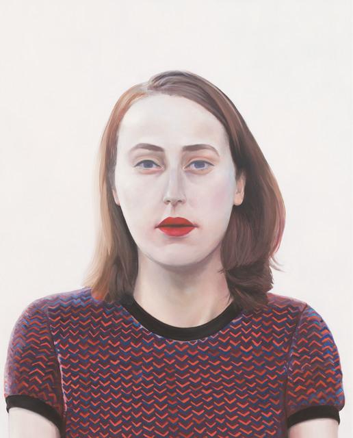 , 'Mareike,' 2018, Galerie Kleindienst