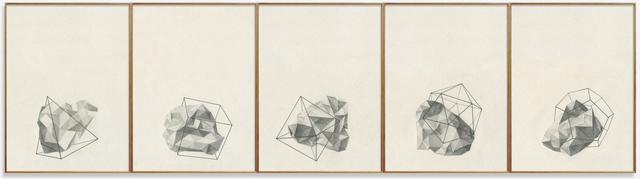 , 'La regla que corrige la emoción S.P.,' 2015, Arróniz Arte Contemporáneo