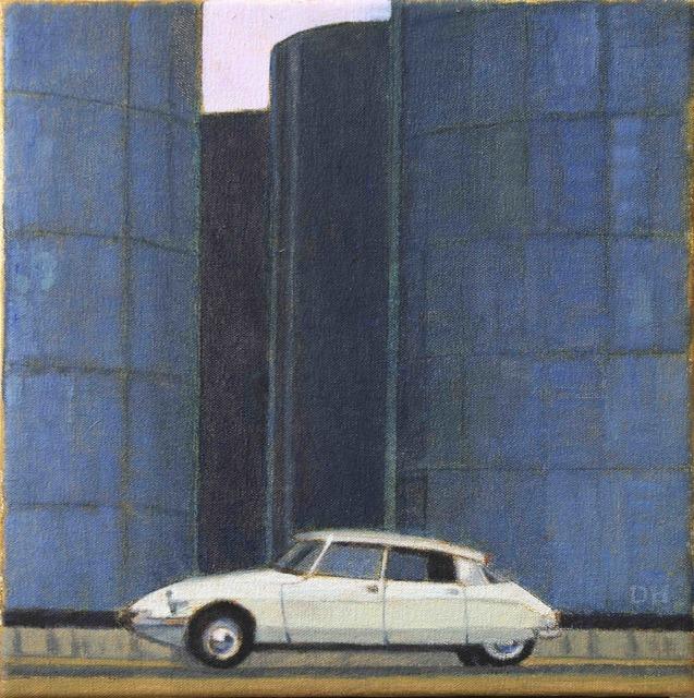 , 'Little Blue Citroen,' 2018, Galerie Pixi - Marie Victoire Poliakoff