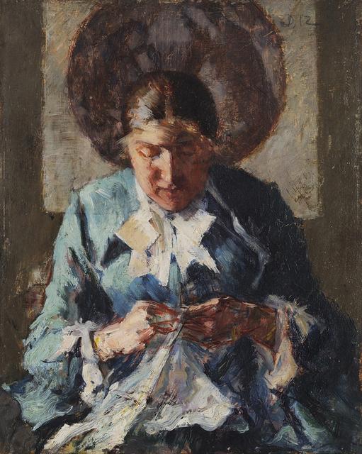 , 'Marioccia,' 1887, Charles Nodrum Gallery