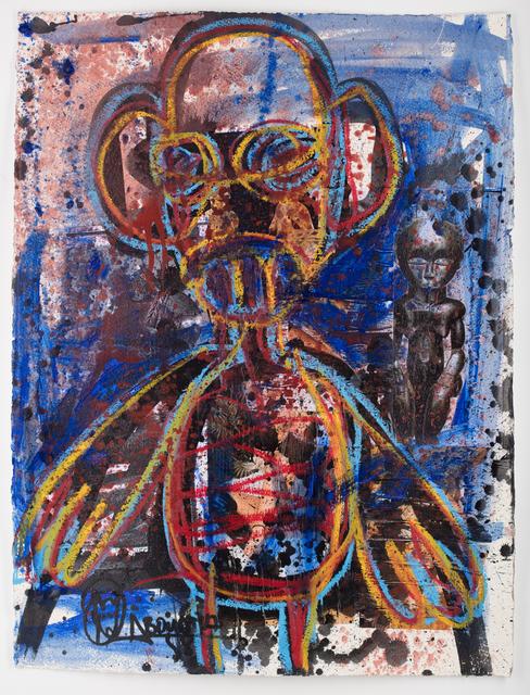 , 'Portraits des Nouchis,' 2019, Jack Bell Gallery