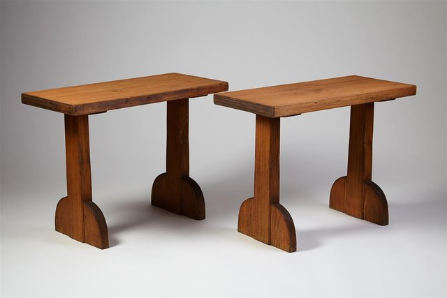 ", '""Sandhamn"", Console tables ,' 1932, Modernity"