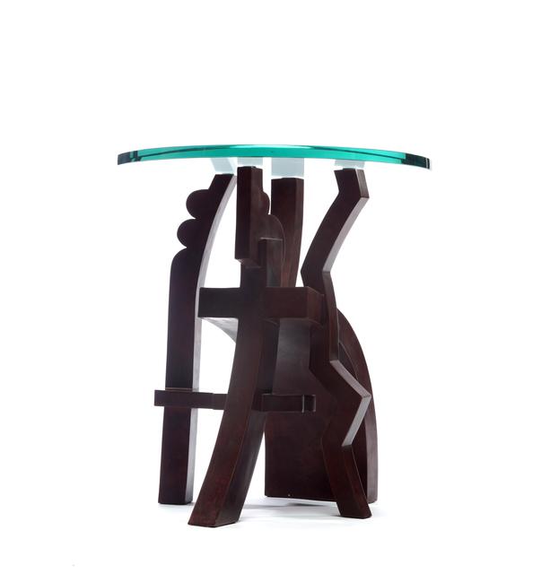Garry Knox Bennett, 'Small Side-Table #1', 2011, Wexler Gallery