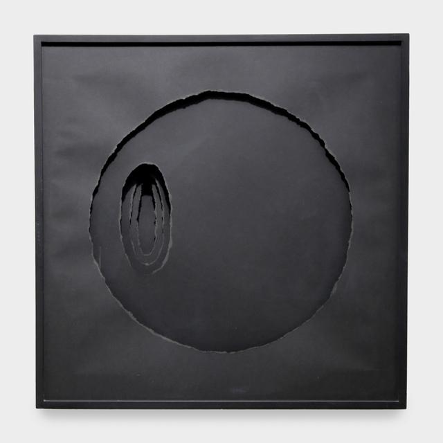 """Anna Maria Maiolino, '""""Buraco ao lado"""" (isquierdo)', 1976, LURIXS: Arte Contemporânea"""