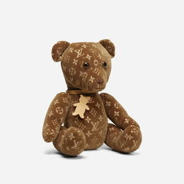 DouDou teddy bear