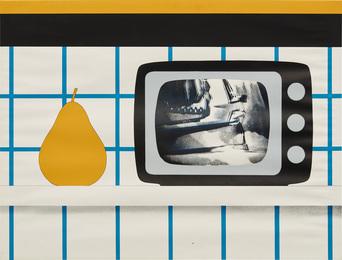 TV Still Life, from 11 Pop Artist's Volume III