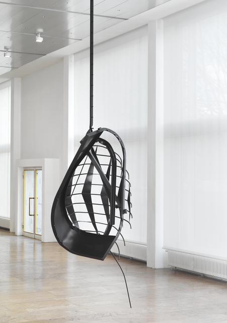 Monika Sosnowska, 'Gate 2', 2014, Sculpture, Steel, lacquer, Capitain Petzel