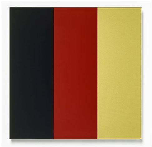 Gerhard Richter, 'Schwarz-Rot-Gold IV', 2015, Chelsea Art Group