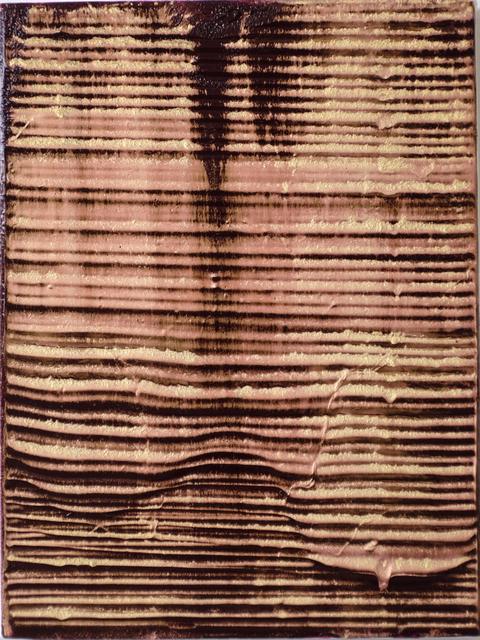 Thomas Fougeirol, 'Collapsing field', 2018, Albertz Benda