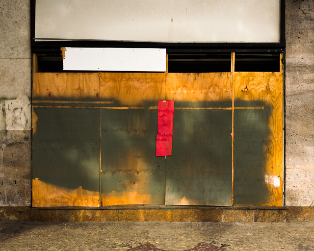 , 'Sem título #19 - da série Mitigação sem impacto (Convite à pintura) [Untitled #19 - from the series Mitigation without impact (Invitation to painting) ,' 2013, Portas Vilaseca Galeria